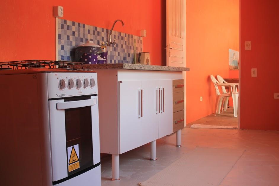 Area de convivência - Cozinha